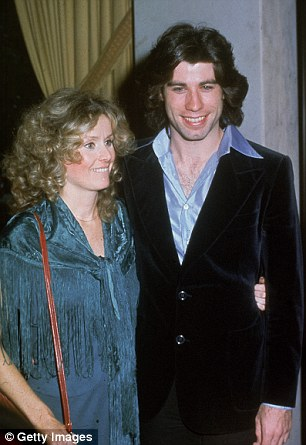 Travolta dated actress Diana Hyland, who he met on set of 1976's The Boy In The Plastic Bubble, for a year; She died of breast cancer in 1977