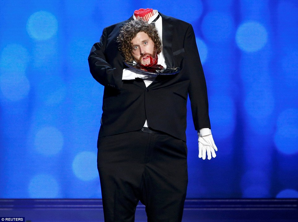 Chopped: TJ ended the show with his head on a platter