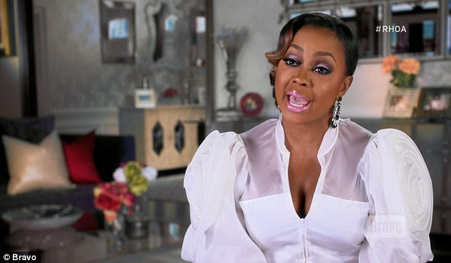 Bomb scare: Phaedra Parks talked about the bomb threat at her office building