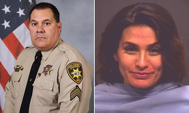Pima County Sheriff's deputy Mark Bustamante loses left eye after kick in the face