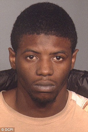 Guilty: Asa Robert, now aged 20, has been convicted of rape, seual abuse and other charges after he broke into the Brooklyn home of an 82-year-old widow and raped her last year