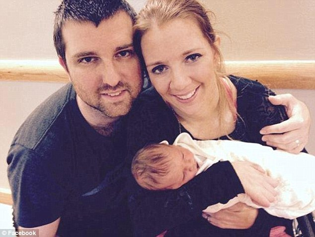 Rachelle Friedman Chapman, pictured with husband Chris and daughter Kaylee, who she had via surrogate, says that sexual sensation and function is so important, that most people confined to wheelchairs would choose that over being able to walk again