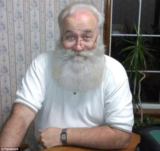 The mechanical engineer said he was so shaken by the experience he considered hanging up his Santa suit for good