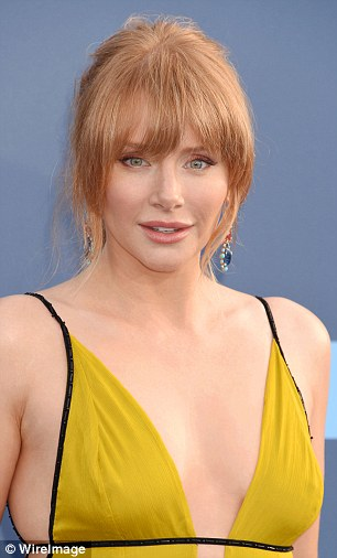 Pony up! We couldn't peel our eyes away from Bryce Dallas Howard's segmented ponytail