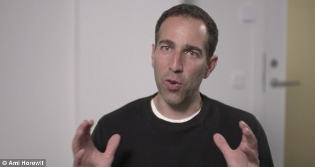 US producer Ami Horowitz (pictured) travelled to the Swedish capital to examine the effects of immigration in the country only to be attacked by five men in a city neighbourhood