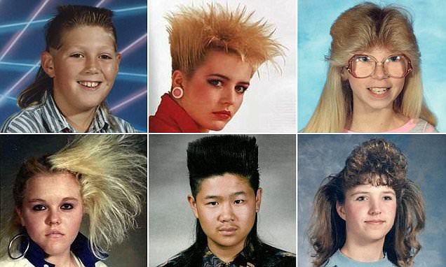 Awkward Family Photos showcase hilarious classic haircuts