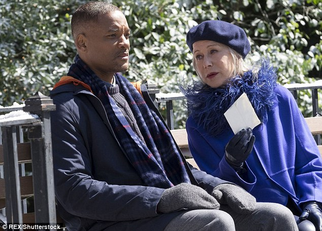 Out soon: Collateral Beauty will be released on December 18