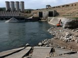 The dam in northern Iraq was built on an unstable foundation that continuously erodes, and a lapse in required maintenance after the Islamic State jihadist group briefly seized it in 2014 weakened the already flawed structure ©Safin Hamed (AFP/File)