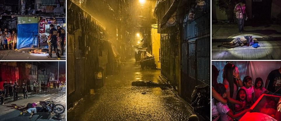 Rodrigo Duterte's war on drugs claims 5,900 lives in five months