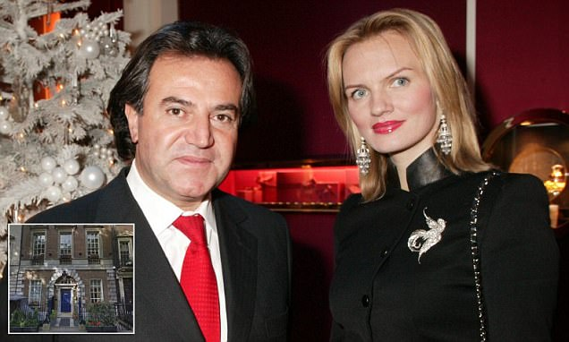 Former billionaire property tycoon Simon Halabi 'hurled racist abuse at a bin man'