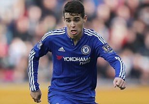 Oscar set to leave Chelsea in £52m China transfer to Shanghai SIPG