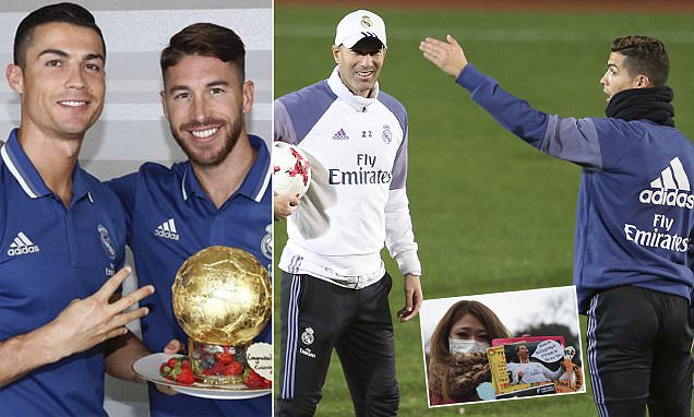 Cristiano Ronaldo admits he never expected to win Ballon d'Or four times