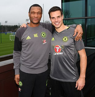 Cesar Azpilicueta signs new Chelsea deal with three-and-a-half-year contract
