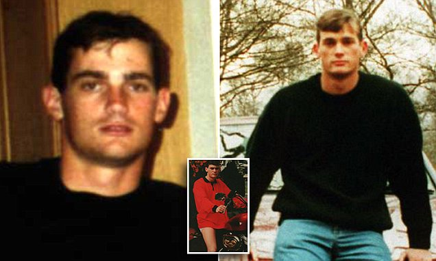 Lieutenant Sean Sargent who vanished 17 years ago believed to have led 'double life'