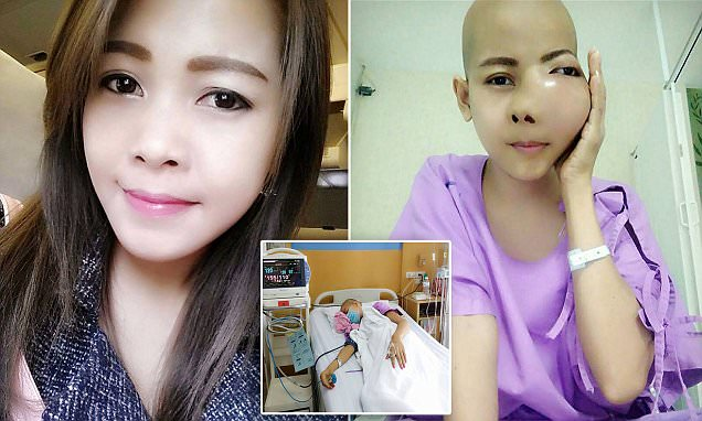 Jennie Yoo discovers she has tumour the size of a GRAPEFRUIT after visiting dentist