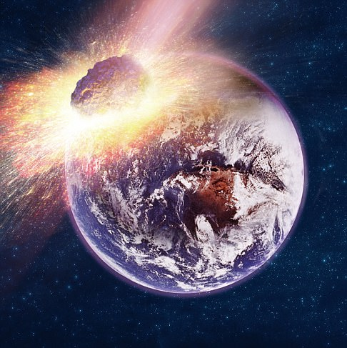 Nasa warns Earth is NOT prepared for a surprise asteroid strike