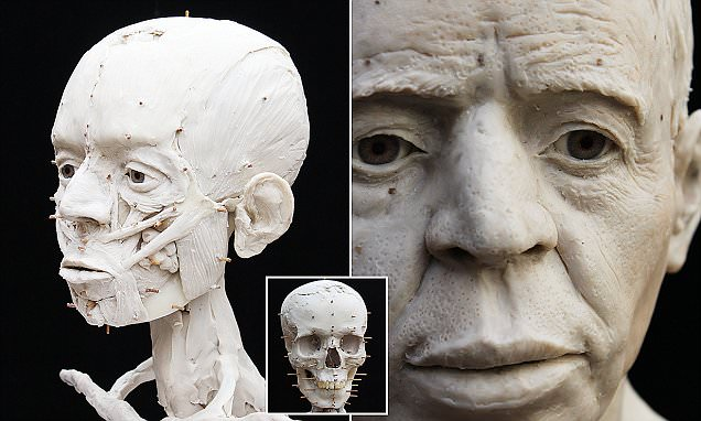 Neolithic man who was beheaded 9,500 years ago has head reconstructed