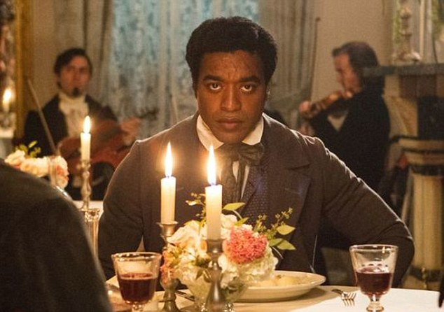 Chiwetel Ejiofor went on to deliver an Oscar, Golden Globe and BAFTA-nominated performance in Steve McQueen's 12 Years a Slave