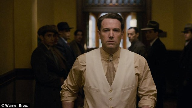 Almost here:Live By Night will be in theatres Christmas Day, a year later than it was initially expected to be released