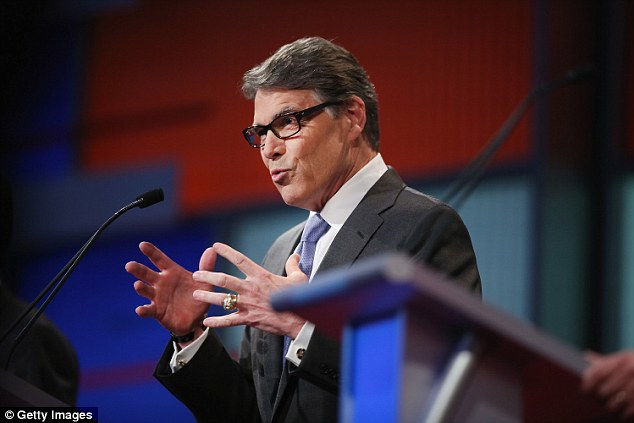 Texas Governor Rick Perry has called for eliminating the Energy Department. He is now a leading contender to lead the agency in the Trump administration