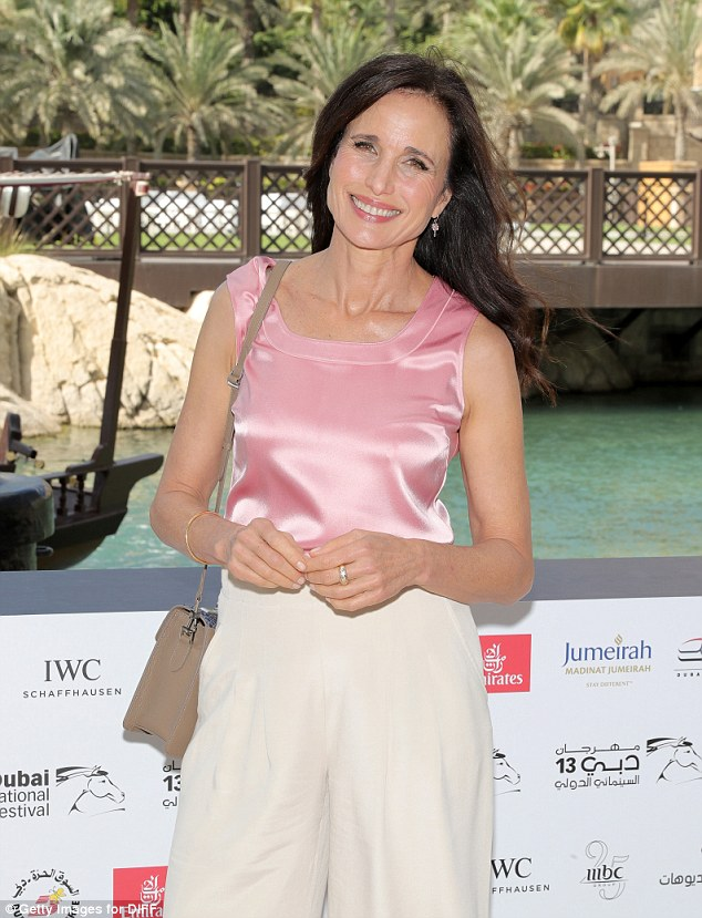 Perfect in pink:Showcasing her timeless sense of style as she worked her magic on the red carpet, the talented actress dazzled as she displayed her envy-inducing glowing complexion