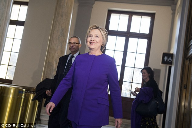 Hillary Clinton's campaign is piggybacking on a call from 10 presidential electors for a briefing on open investigations into Donald Trump and Russia meddling in last month's election