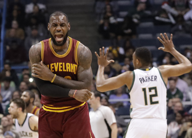 The 31-year-old returned to Cleveland as a free agent in 2014 and pledged to bring a title to his home state. He did it in his second season, an achievement that ranks as the greatest accomplishment of his career