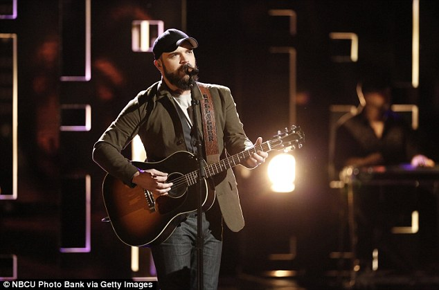 Original song: Josh Gallagher performed his original country ballad Pick Any Small Town