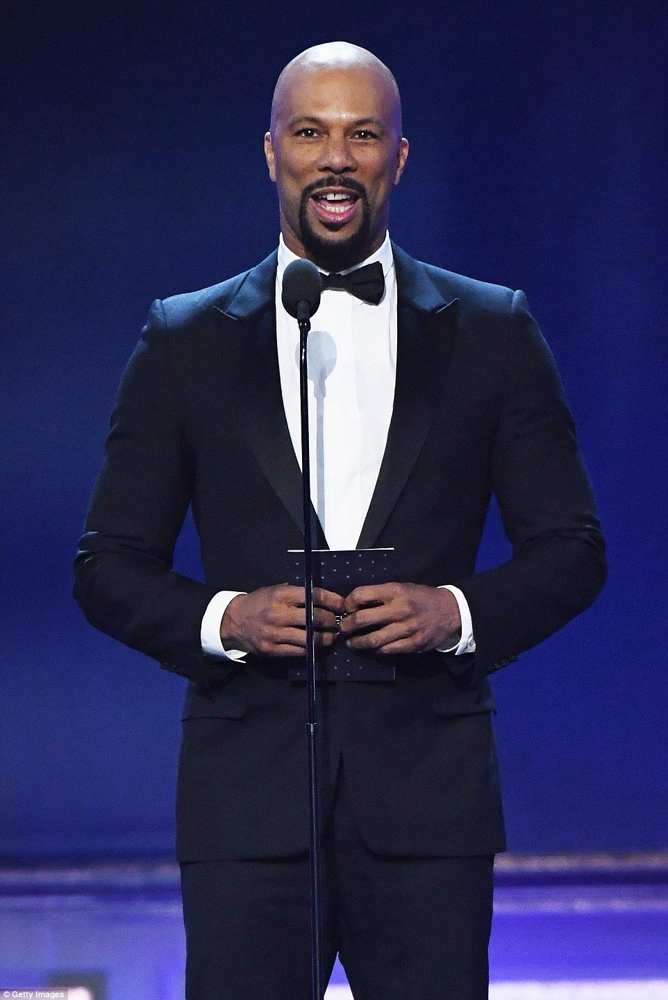 Looking good: Common presented Best Song