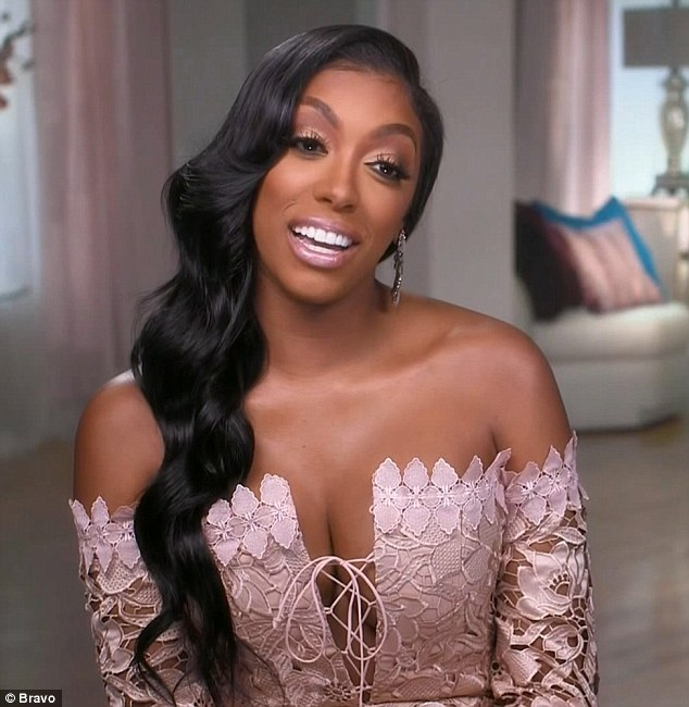 Family time: Porsha Williams talked about buying a house and having a child