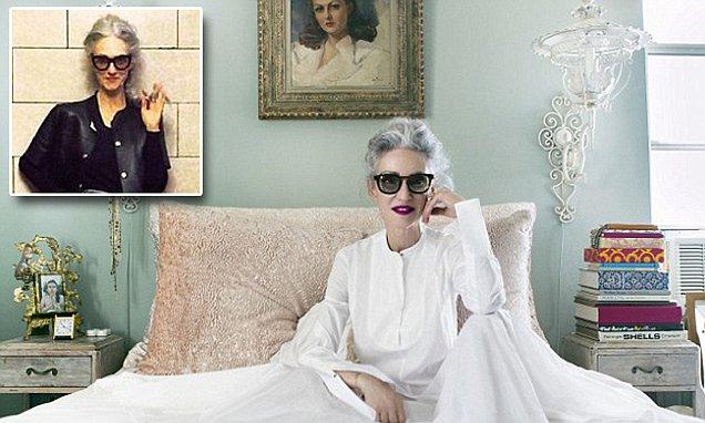 Meet the perfectly polished silver stylista, aka Instagram sensation Linda Rodin