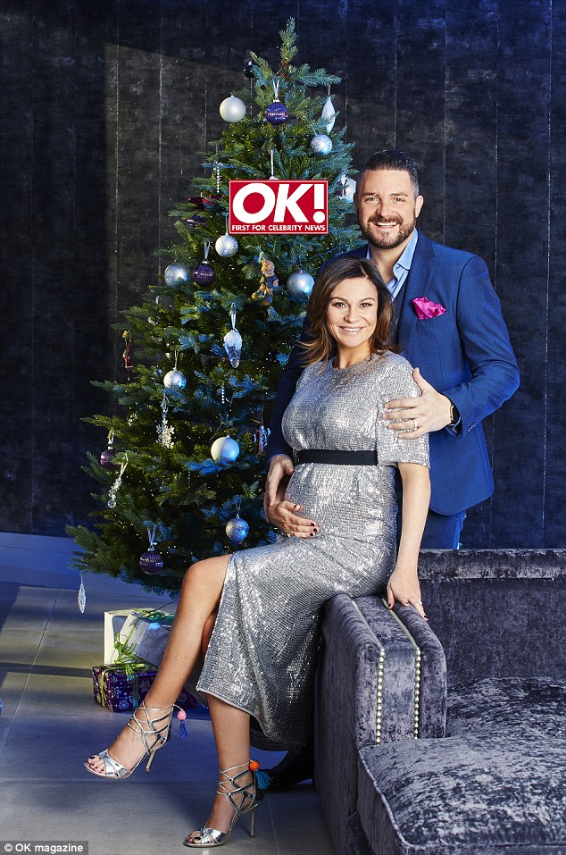 'When it failed, it was devastating': Lucy Pargeter and her fiancé reveal how they tried desperately to conceive for 11 years