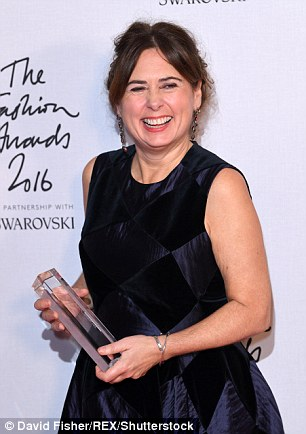 Vogue editor Alexandra Shulman won't even have to baste her own turkey as she will be dining out at the chic Wolseley in Piccadilly