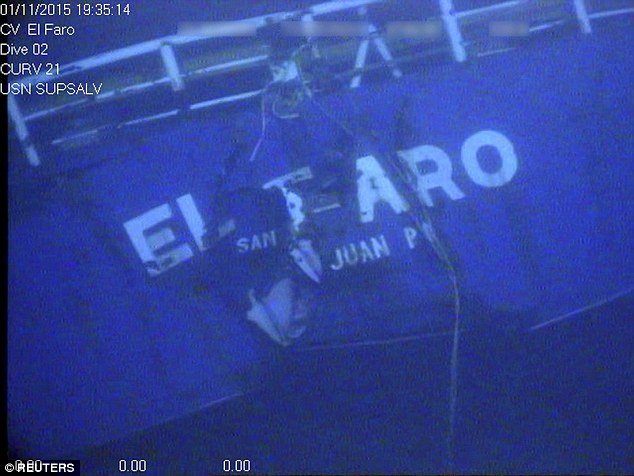 The National Transportation Safety Board on Tuesday released a 510-page audio transcript from the voyage data recorder of the cargo ship El Faro, which sank last year with all 33 onboard