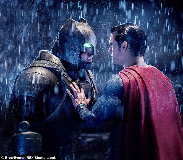 I'm Batman: Explaining how Warner Bros approached him with the concept of Batman V Superman, he conceded: 'Part of it was I wanted for once to get one of these movies and do it right - to do a good version.'