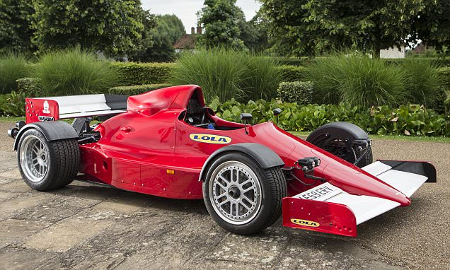 The F1 car you can legally drive on the road