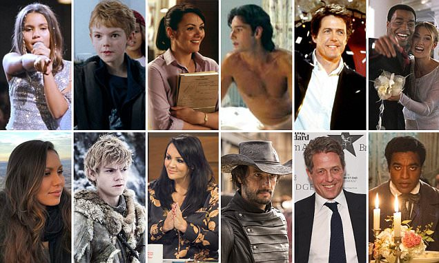 Where are the Love Actually cast now 13 years on?