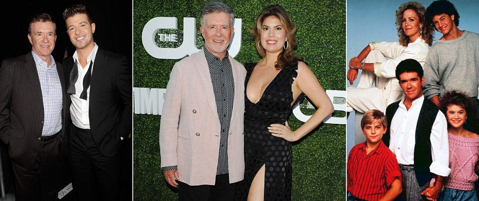 Alan Thicke dead at 69: Actor suffers 'fatal heart attack while playing hockey with his