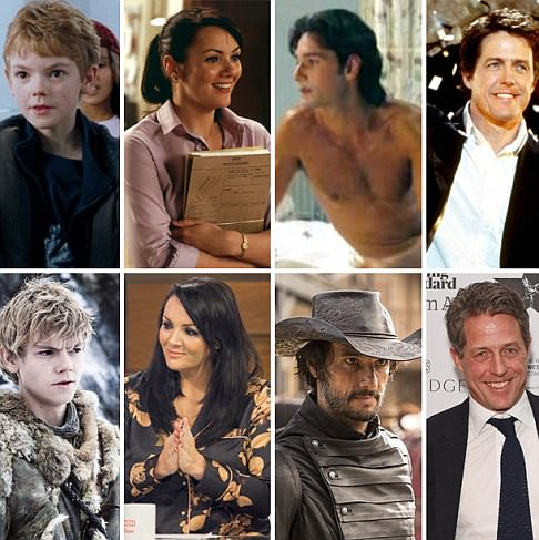 What happened to the cast of Christmas favourite Love Actually?