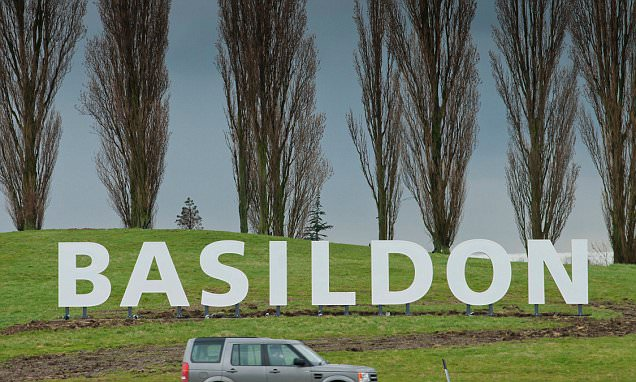 Basildon and Slough are Britain's property hotspots, ONS figures show