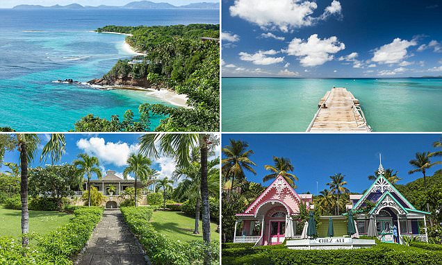 The mystique of Mustique: Yes it's gorgeous and glamourous but you DON'T need a fortune to