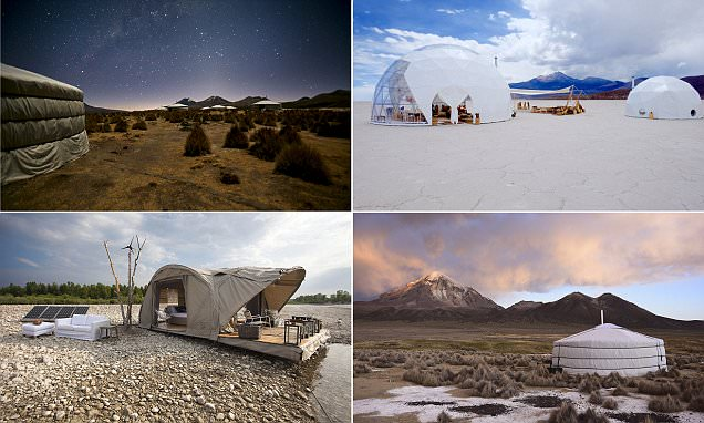 Blink by Black Tomato offers new glamping service so you can sleep anywhere