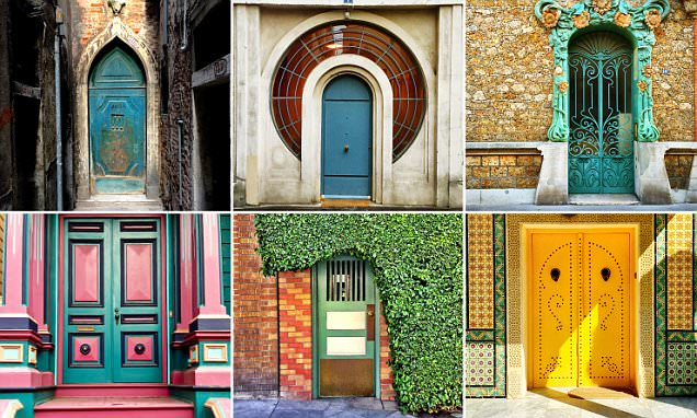 Instagram goes crazy for 'doortraits' with photographers taking arty photos of doors