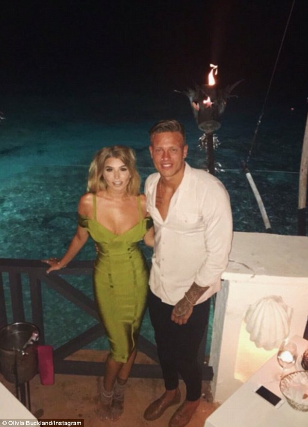 Defensive: After spending six weeks in swimwear during her Love Island stint, which kicked off in June, she enjoyed a relaxing trip to Marbella, where she littered her social media accounts with sexy shots