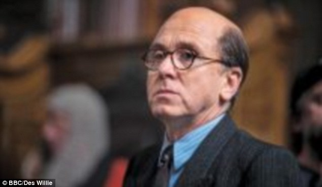 Tim Roth portrays serial killer John Reginald Christie in Rillington Place on BBC1