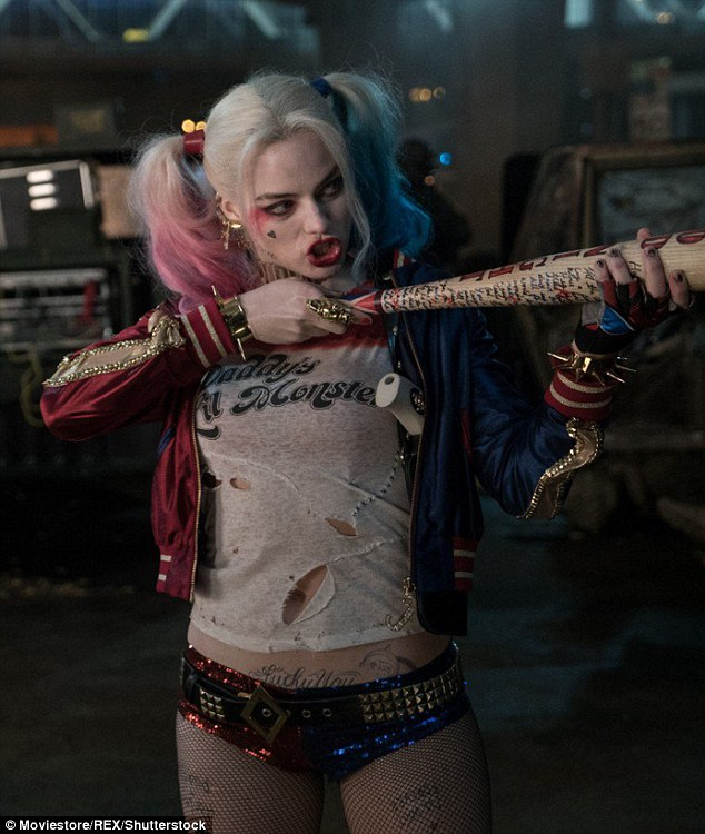 'I'm trying to make that happen!' Margot has admitted that she wants Harley Quinn and Jared Leto's The Joker to reunite in another film