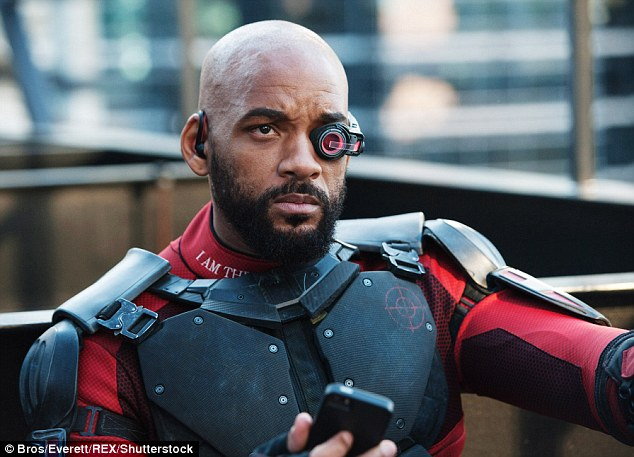 Another spin-off: Will Smith is also getting his own Suicide Squad spin-off for his character Deadshot