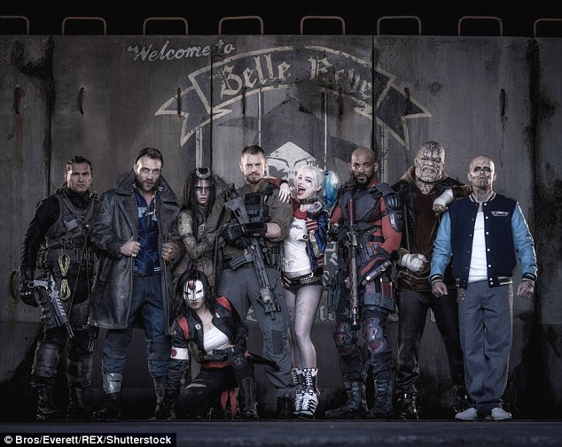 Not another one! A Suicide Squad sequel is set to film next year