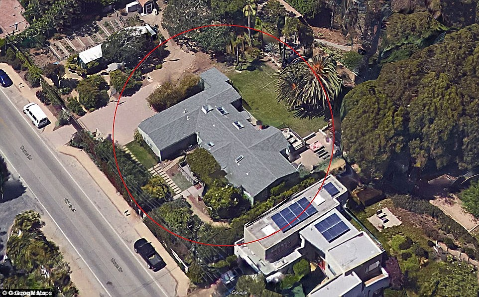 MALIBU: The McDermotts then purchased a smaller home in Malibu - three bedrooms, two and a half baths, 2,300 square feet. They only lived in house for five months before putting it up for sale. They lost money on the sale of this house as well