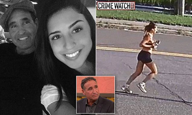 Father of murdered Queens jogger had a 'bad feeling' 25 minutes after she left home